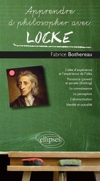 Apprendre à philosopher avec Locke