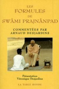 Les formules de Swâmi Prajnânpad