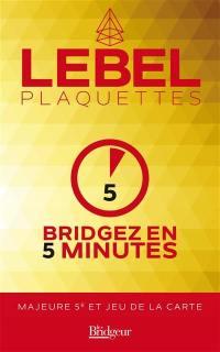 Plaquettes, Bridgez en 5 minutes