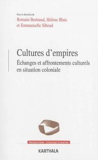 Cultures d'empires
