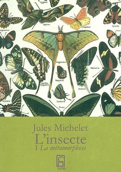 L'insecte. Volume 1, La métamorphose