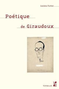 Poétique de Giraudoux