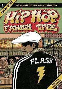 Hip-hop family tree. Volume 1, 1970s-1981