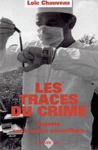 Les Traces du crime