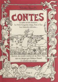 Contes. Volume 1,
