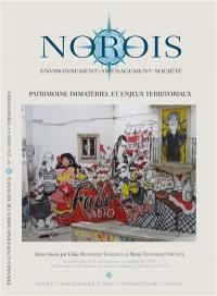Norois. n° 256, Patrimoine immatériel et enjeux territoriaux