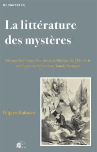 La littérature des mystères