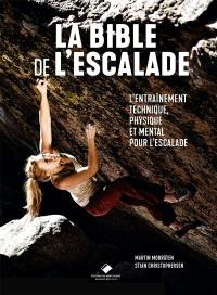 La bible de l'escalade