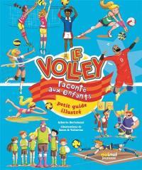 Le volley raconté aux enfants