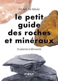 Le petit guide des roches et minéraux