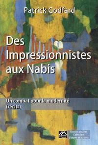 Des impressionnistes aux nabis