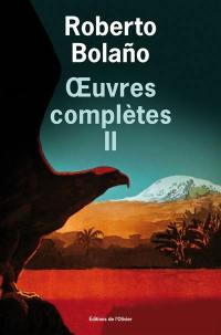 Oeuvres complètes. Volume 2,