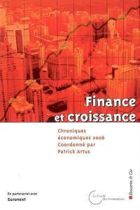 Chroniques économiques 2006
