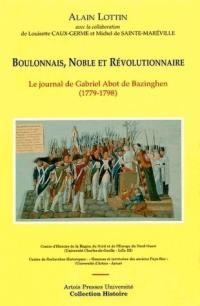 Boulonnais, noble et révolutionnaire