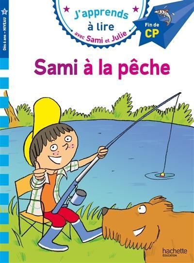 Sami à la pêche