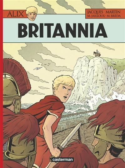 Alix. Volume 33, Britannia