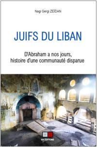 Juifs du Liban
