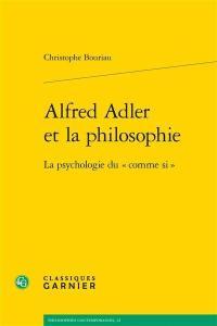 Alfred Adler et la philosophie