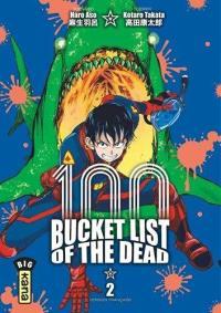 100 bucket list of the dead. Volume 2,