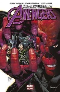 All-New Uncanny Avengers. Volume 4, Crâne rouge