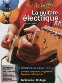 Je débute... la guitare électrique