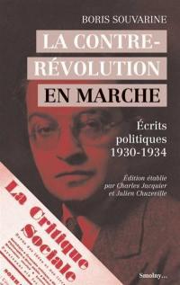 La contre-révolution en marche
