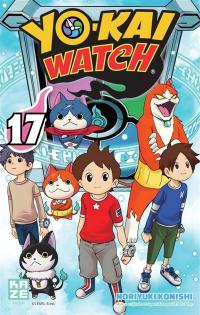 Yo-kai watch. Volume 17,