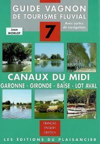 Canaux du Midi