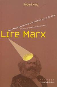 Lire Marx