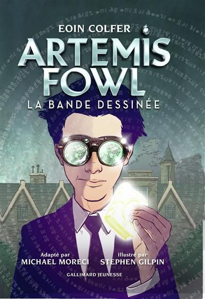 Artemis Fowl. Volume 1,