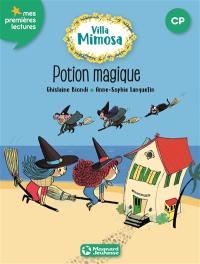 Villa Mimosa. Volume 3, Potion magique