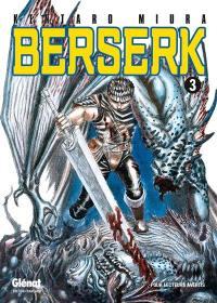 Berserk. Volume 3,