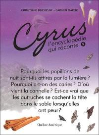 Cyrus, l'encyclopédie qui raconte. Volume 9 ,