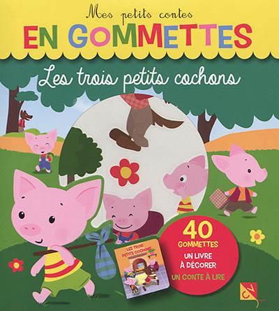 Livre Les Trois Petits Cochons Le Livre De Chonchon