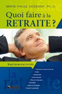 Quoi faire à la retraite
