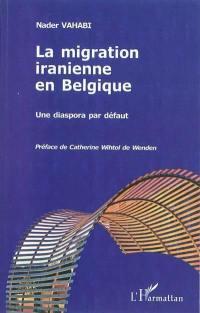 La migration iranienne en Belgique