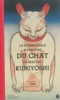La formidable aventure du chat de maître Kuniyoshi