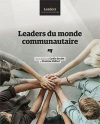 Leadership du monde communautaire