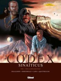 Codex Sinaïticus. Volume 3, Yhwh, la révélation finale