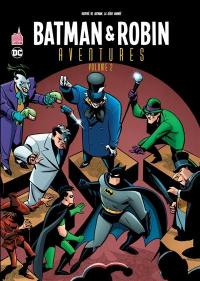 Batman & Robin aventures. Volume 2,