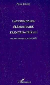 Dictionnaire élémentaire français-créole