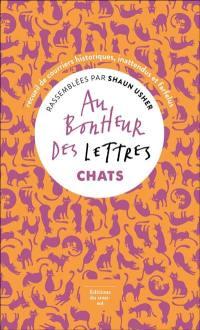 Au bonheur des lettres, Chats
