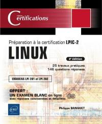 Linux, préparation à la certification LPIC-2