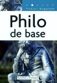 Philo de base