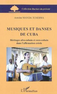 Musiques et danses de Cuba