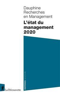 L'état du management 2020