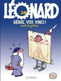 Léonard. Volume 50, Génie, vidi, Vinci !