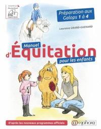 Manuel d'équitation pour les enfants