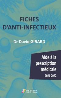 Fiches d'anti-infectieux