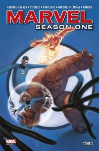Marvel, season one. Volume 2,